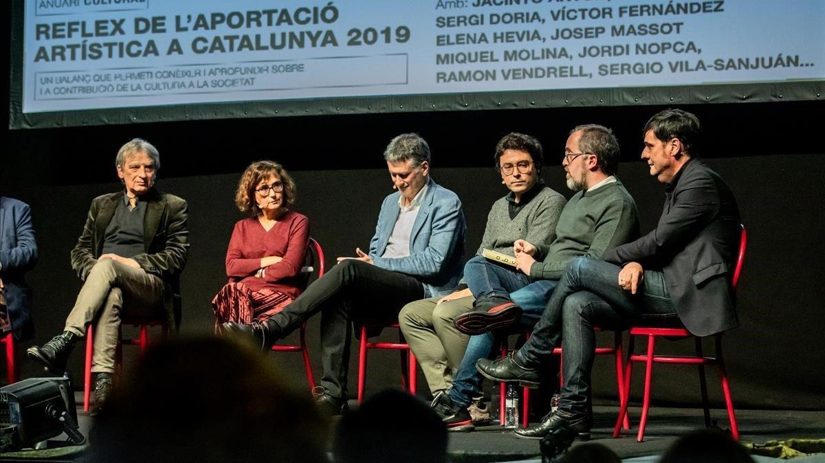 Els periodistes culturals de Barcelona escullen el millor del 2019