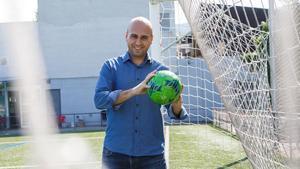 """Jordi Grivé: """"Seremos el primer club de fútbol de España que se convierte en oenegé"""""""