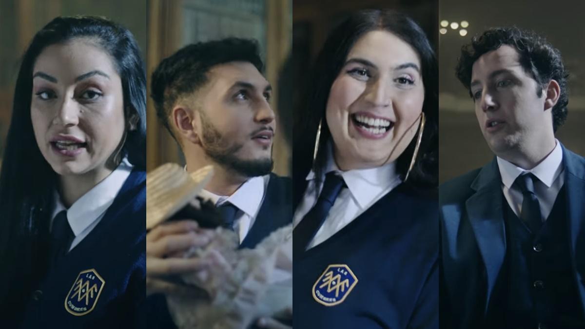 Dakota, Omar Montes, Saray y el Pequeño Nicolás