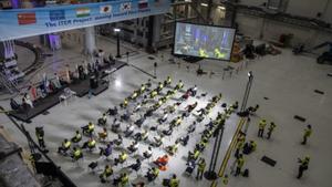 Con ITER comienza el principio del fin de los combustibles fósiles
