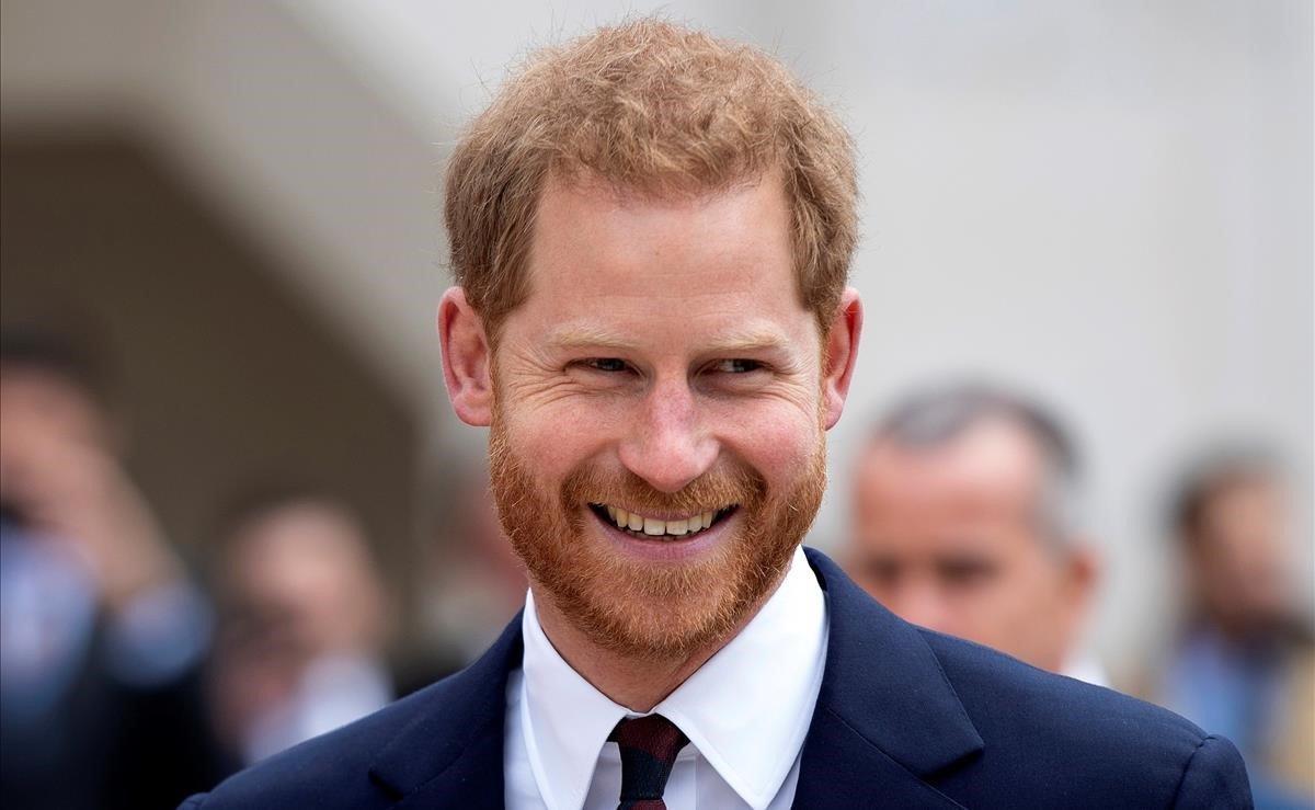 Enrique de Sussex, el pasado 4 de abril en Londres.