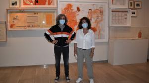 El Museu Abelló de Mollet presenta l'exposició 'Inventari de Latung La La', de David Ymbernon