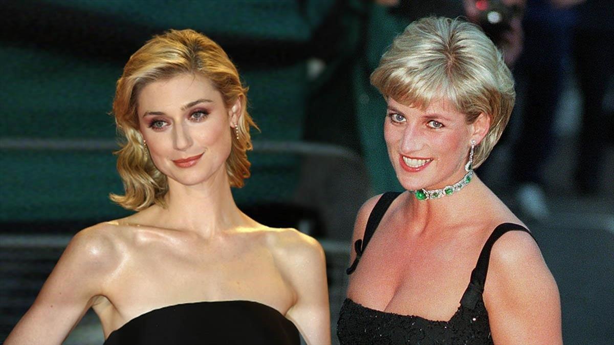 La actriz australiana Elizabeth Debicki seráDiana de Galesen la serie de Netflix 'The Crown'.