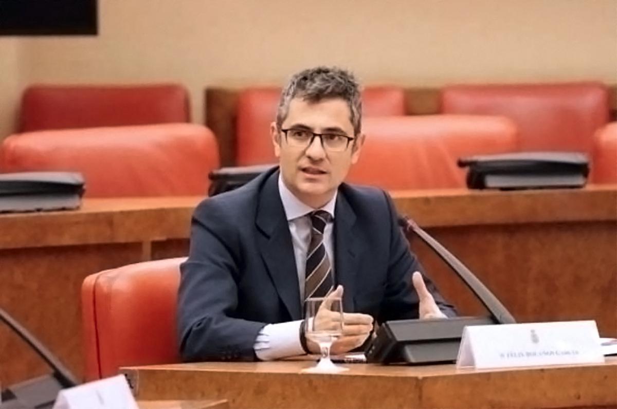 Félix Bolaños, nuevo ministro de la Presidencia, Relaciones con las Cortes y Memoria Democrática.