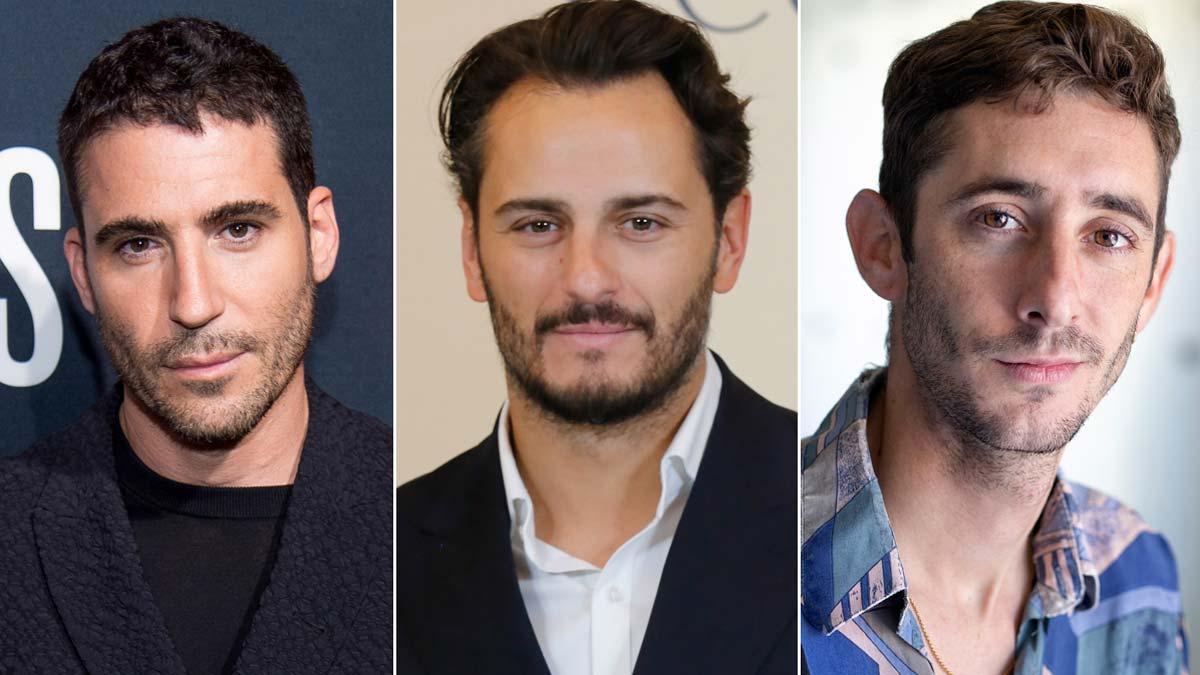 Miguel Ángel Silvestre, junto a Asier Etxeandia y Enric Auquer, protagoniza la nueva serie de Netflix.