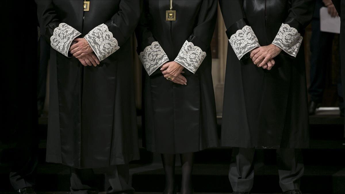 La Comissió Europea critica a Espanya el retard en la renovació del Poder Judicial