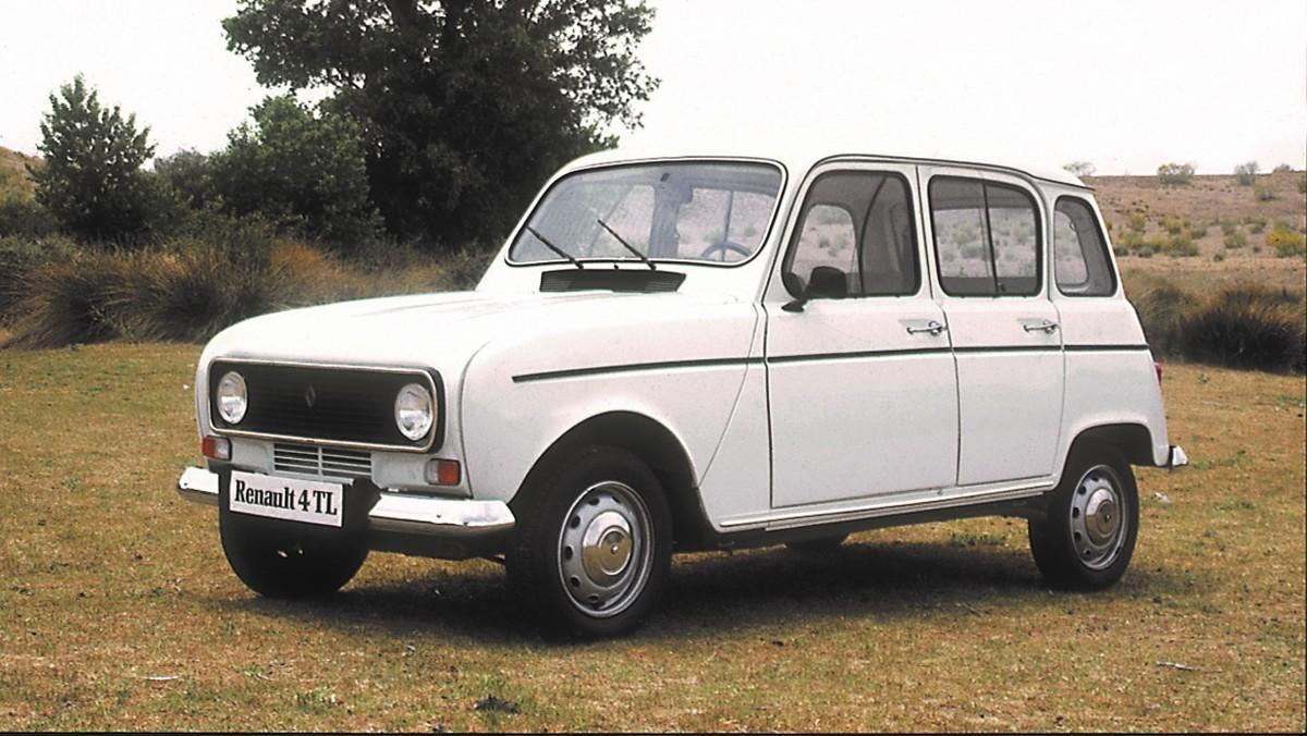 El icónico Renault 4L cumple 60 años de historia