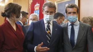 Feijóo crida a «examinar» el daltabaix del PP a Catalunya però relativitza la responsabilitat de Casado