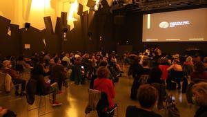 Brain Festival Fest en la edición del 2020. Fotografía: Brain Film Fest