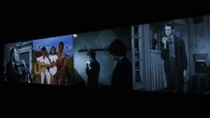 'Video quartet', en el Macba.