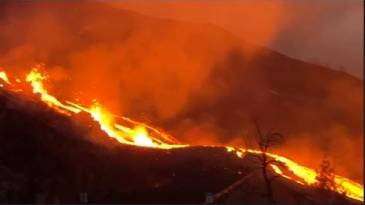 """""""Hacer turismo de volcanes en La Palma, una propuesta inoportuna y desafortunada"""""""