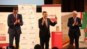 Draghi: «La recuperació de la pandèmia ha de ser justa i sostenible»