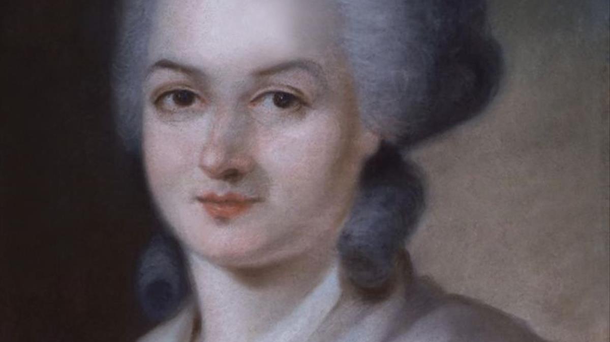 Olympe de Gouges, la primera feminista europea.