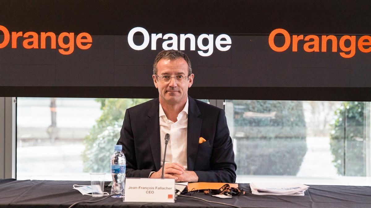 """Fallacher (Orange): """"No prevemos que nuestros ingresos vuelvan a la senda del crecimiento pronto"""""""