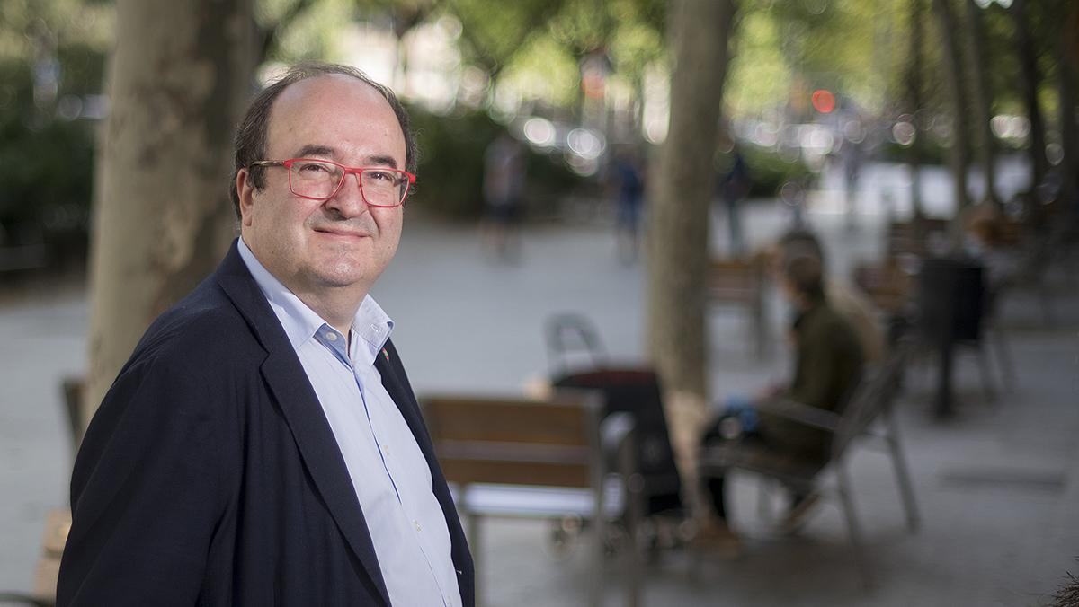Miquel Iceta: «ERC sempre es deixa arrossegar per JxCat»