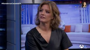 María Casado en 'El hormiguero'.