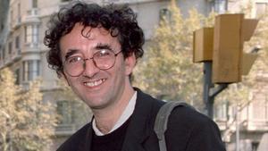 El escritor chileno Roberto Bolaño.