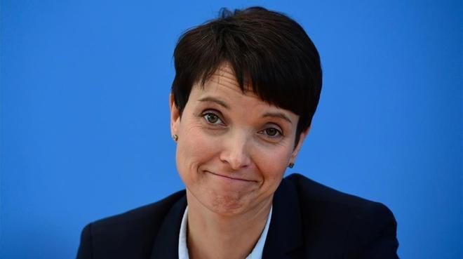 """""""Mucha gente vota a AfD en el este de Alemania como una bofetada al resto de partidos"""""""