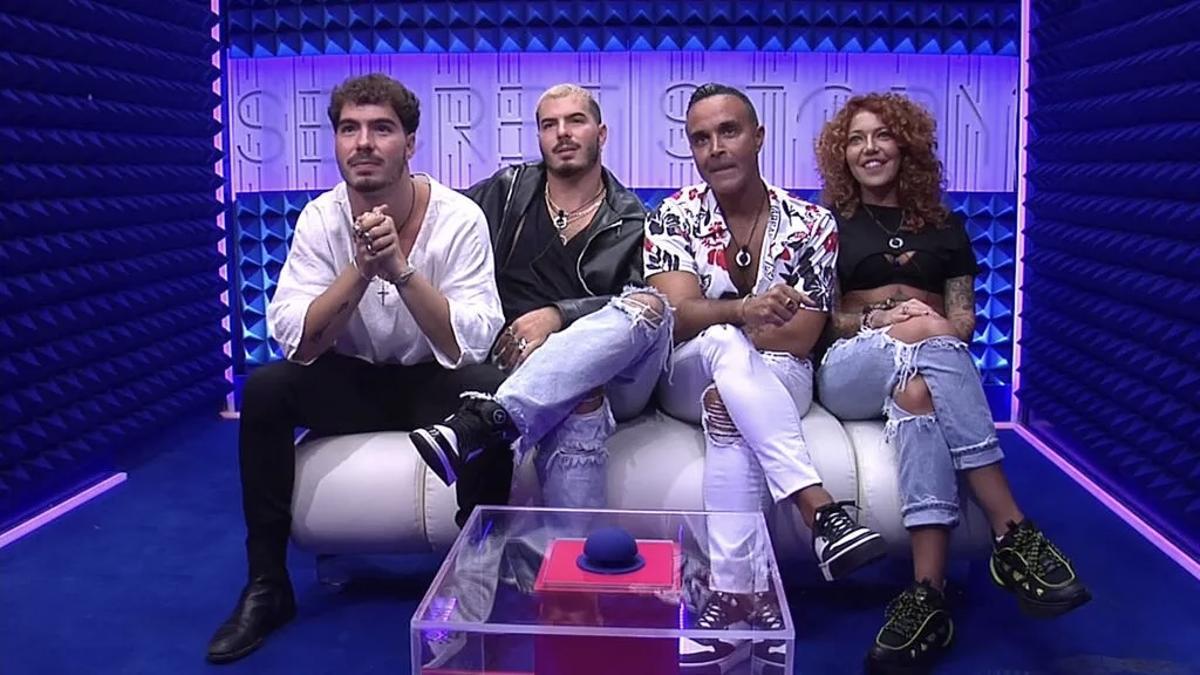 El pulsador vuelve a ser el protagonista de 'La noche de los secretos' en Telecinco