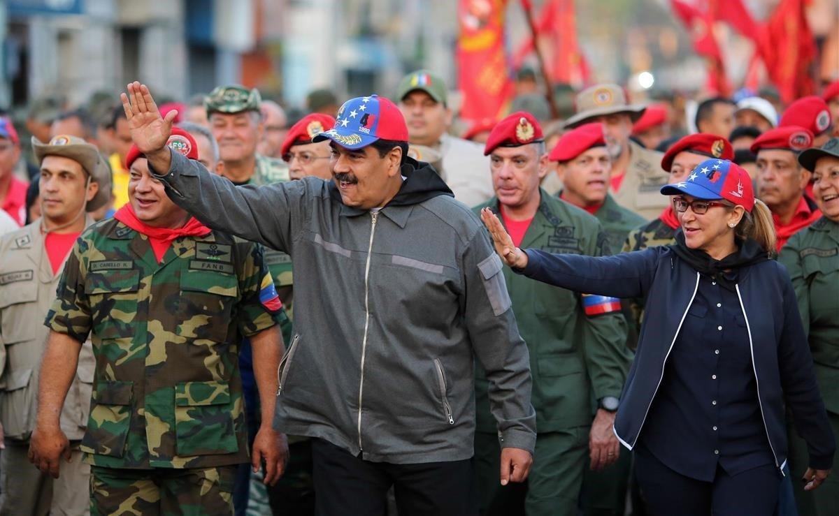 Veneçuela: escenaris perillosos