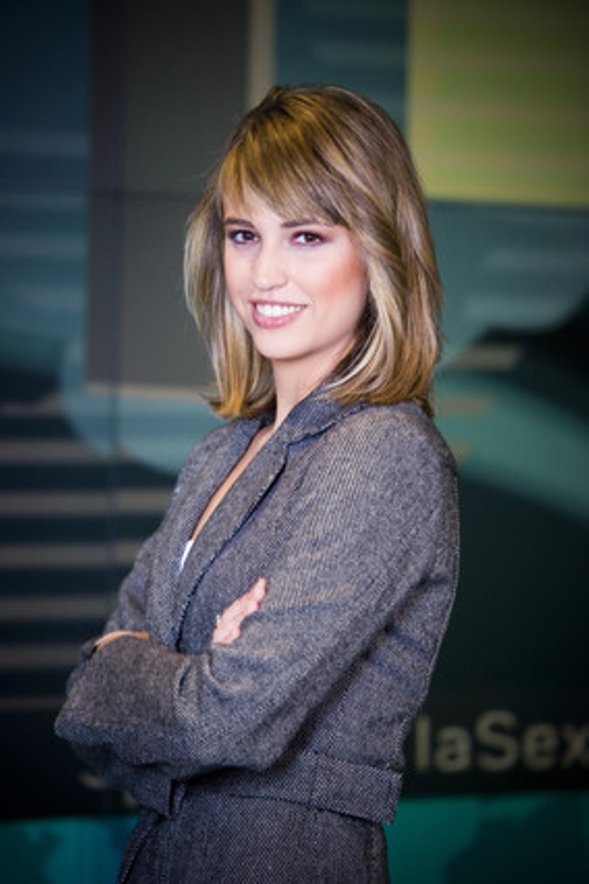 Sandra Sabatés.