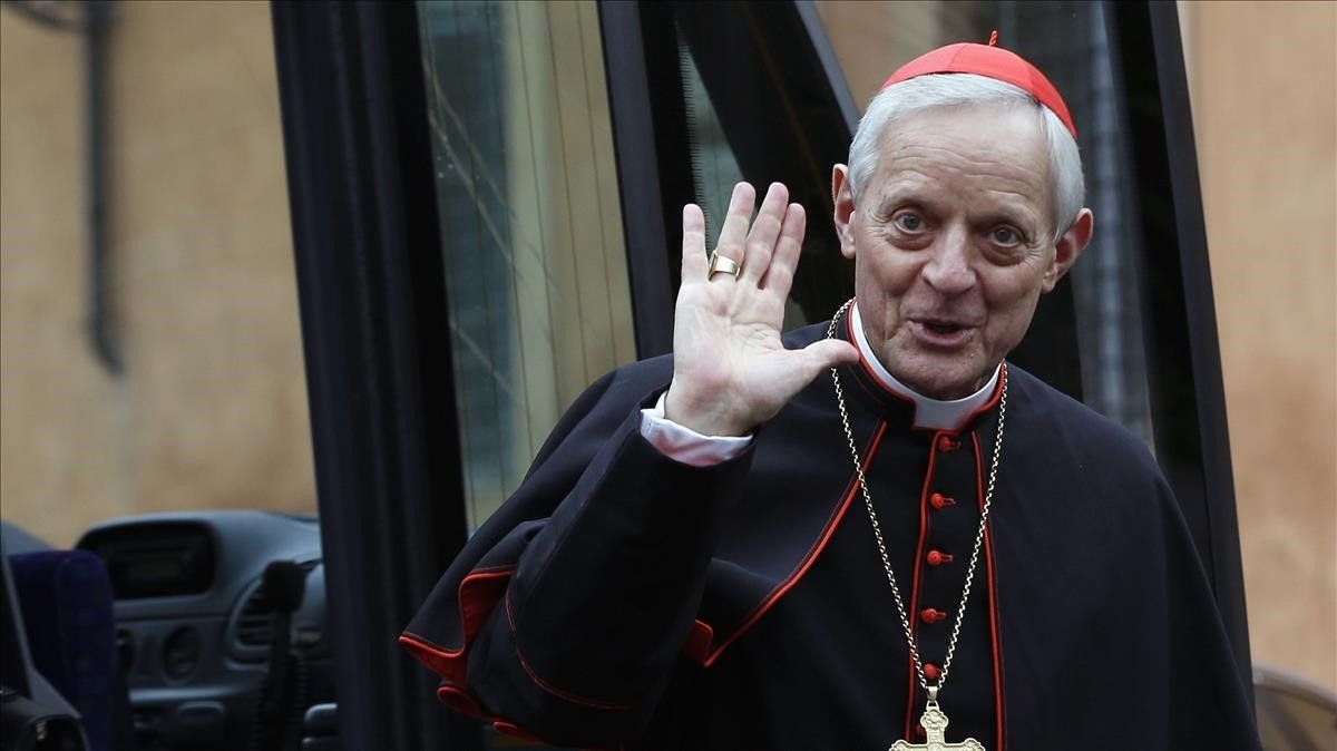 El cardenal Donald Wuerl.