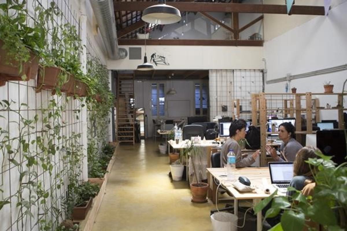 'Coworking' Garden Atelier