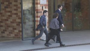 Oriol Pujol salió de la cárcel el 29 de marzo.