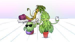 Influencers con muy buena planta