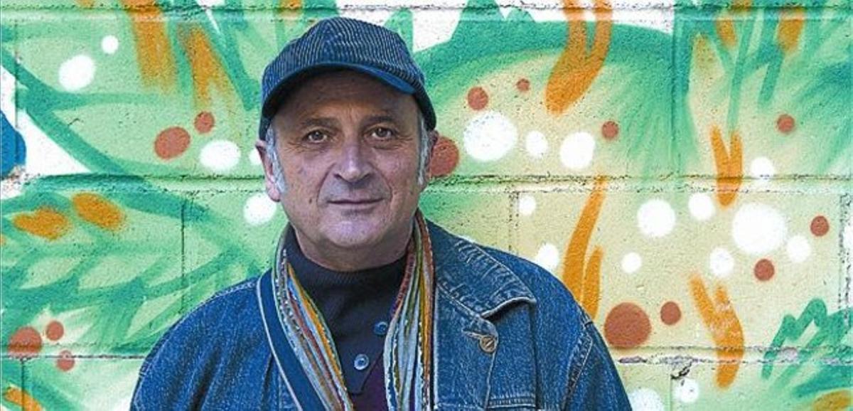 El poeta mallorquín Biel Mesquida.