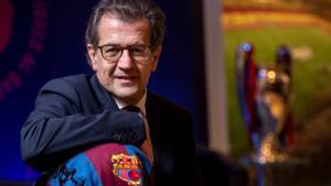 El Periódico entrevista Toni Freixa: «El president del Barça és vulnerable»