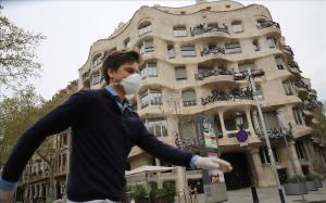 La Pedrera de Gaudí reobre el 15 de juliol amb mascaretes