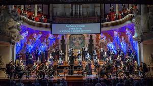 Un quart de segle dels Simfònics al Palau