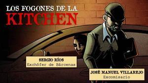 La operación Kitchen, en viñetas.