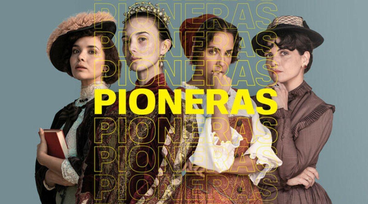 Movistar+ estrena 'Pioneras', una nueva serie documental que visibiliza a las mujeres olvidadas por la historia