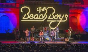 The Beach Boys, el martes, en el Festival Jardins de Pedralbes.