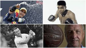 Luis Salom, Muhammad Ali, Arnold Palmer y Johan Cruyff, algunos de los fallecidos del mundo del deporte en el 2016.