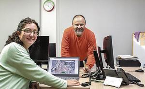 Núria Bartrolich i Ortega y Roger Ferré i Puig
