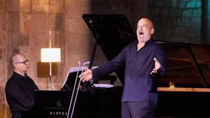 Una trinitat musical descendeix sobre Vilabertran