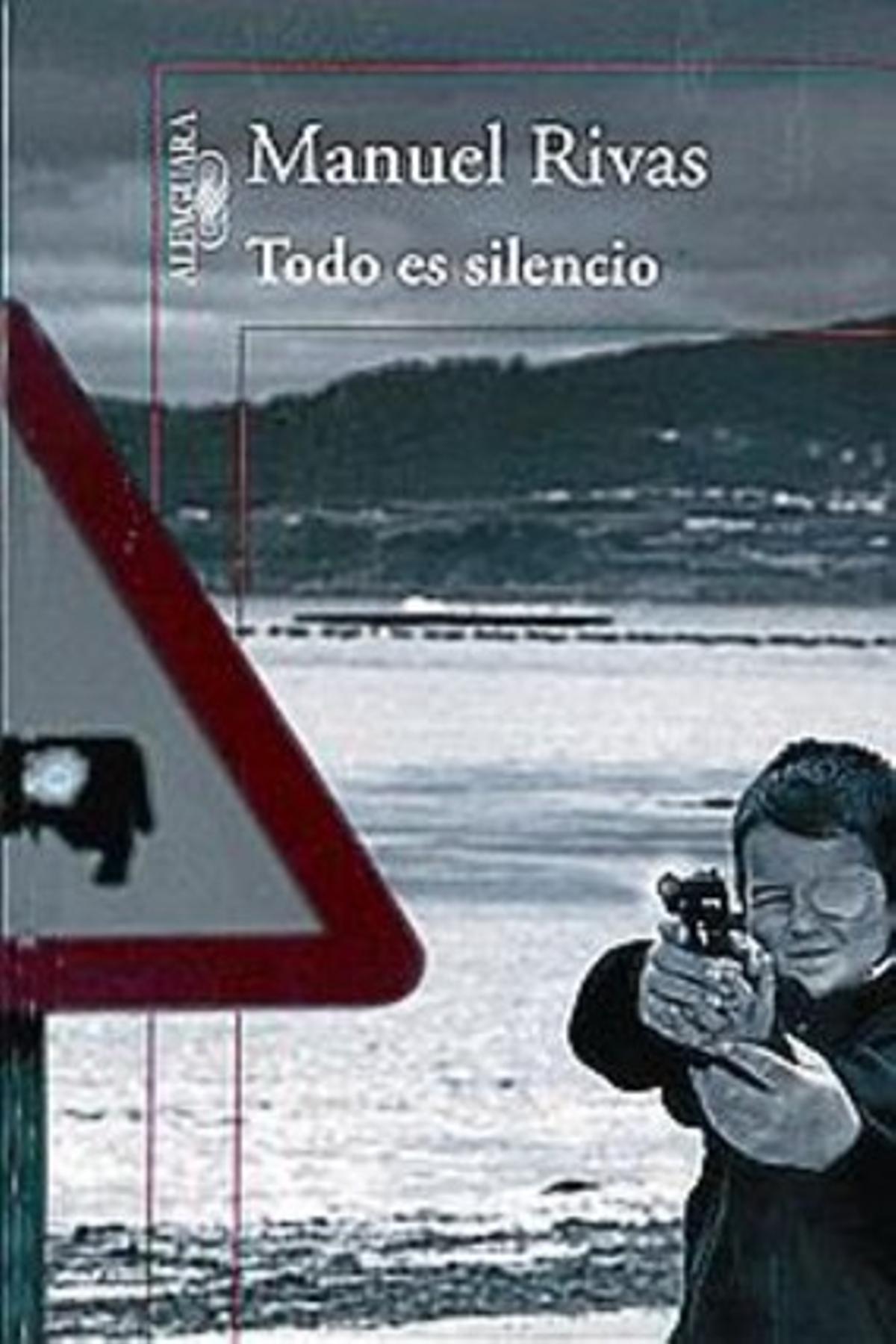 """Manuel Rivas: """"El poder se mueve mejor en el secreto"""""""