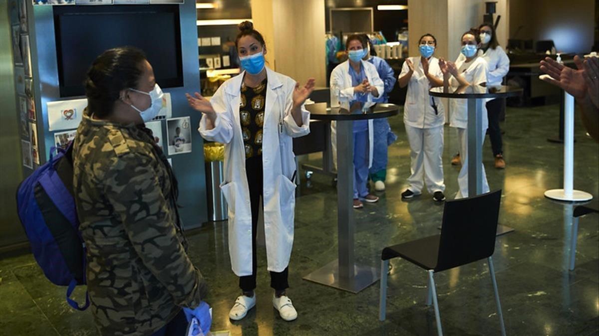 Barcelona està llesta per «replicar» els hotels medicalitzats