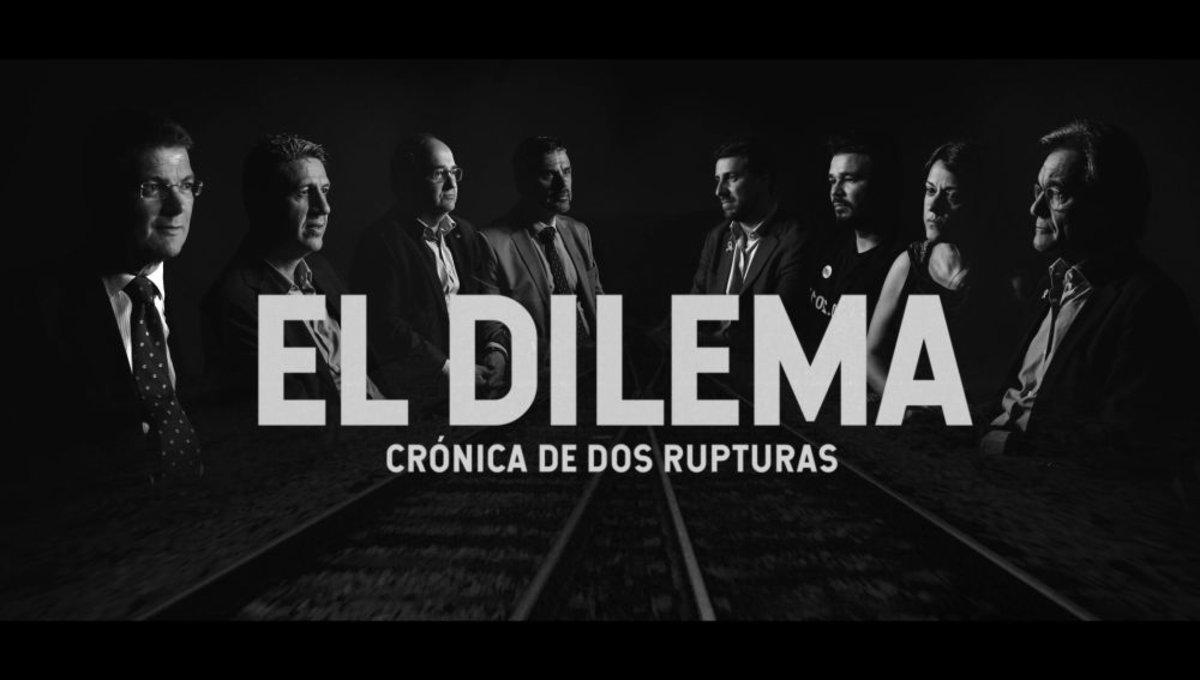 Imagen de 'El dilema. Crónica de dos rupturas', el nuevo documental de 'Salvados'.