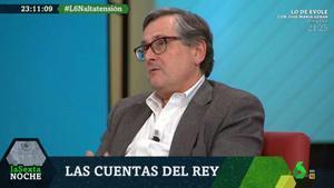 Sorprendente: Marhuenda habla bien de Pedro Sánchez por primera vez a costa del rey Juan Carlos
