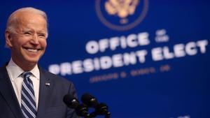 Biden anticipa una transición exitosa pese al vergonzoso bloqueo de Trump.