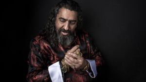 El cantaor Diego el Cigala.