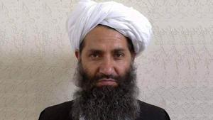 Haibatulá Ajundzada, nuevo líder de los talibanes.