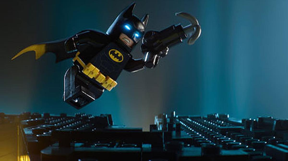 Tráiler de 'Batman: la Lego película'. (2017)