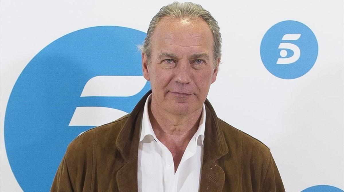 Bertin Osborne, presentador de 'Mi casa es la tuya'.