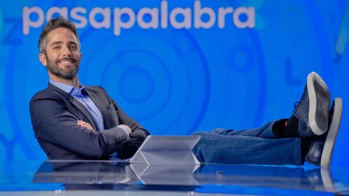 El presentador de 'Pasapalabra' Roberto Leal.