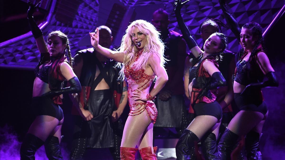 El debut de Britney Spears, en vinilo 20 años después